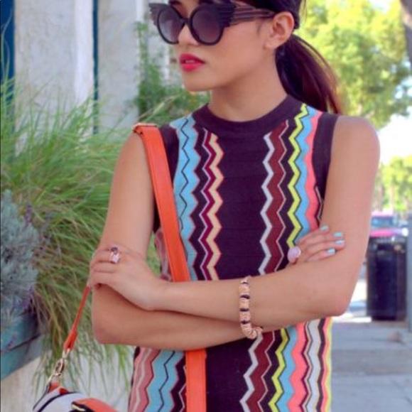 Missoni Dresses & Skirts - Missoni Colore Shift Dress